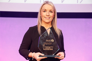 Croke Park Meetings & Events team win award for the 'Best Social Media Campaign'