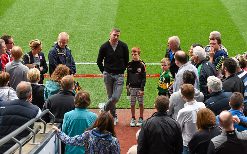 GAA Legends Stadium Tour