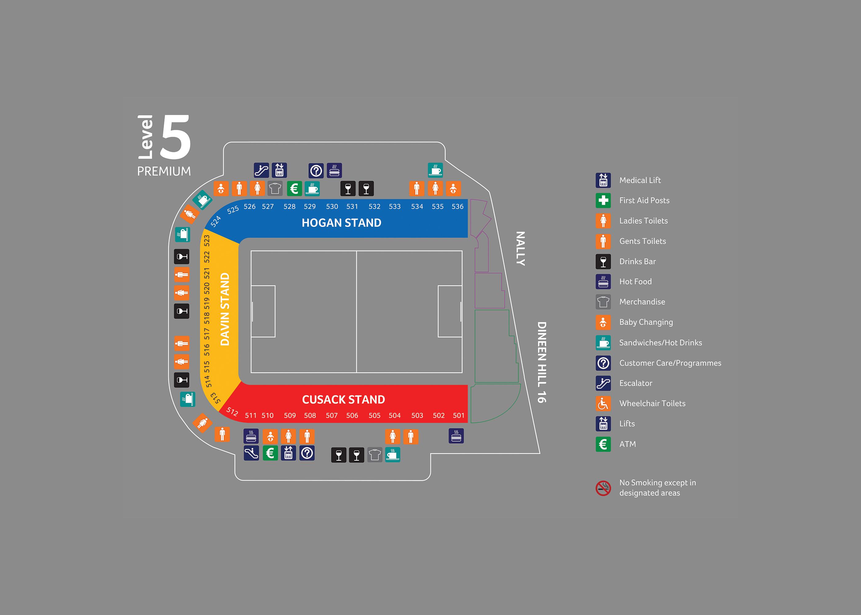 Aviva Dublin Seating Plan Aviva Stadium Aviva Stadium Guide Dublin Ireland Football Tripper
