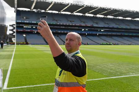 What is it like to be a Steward at Croke Park?