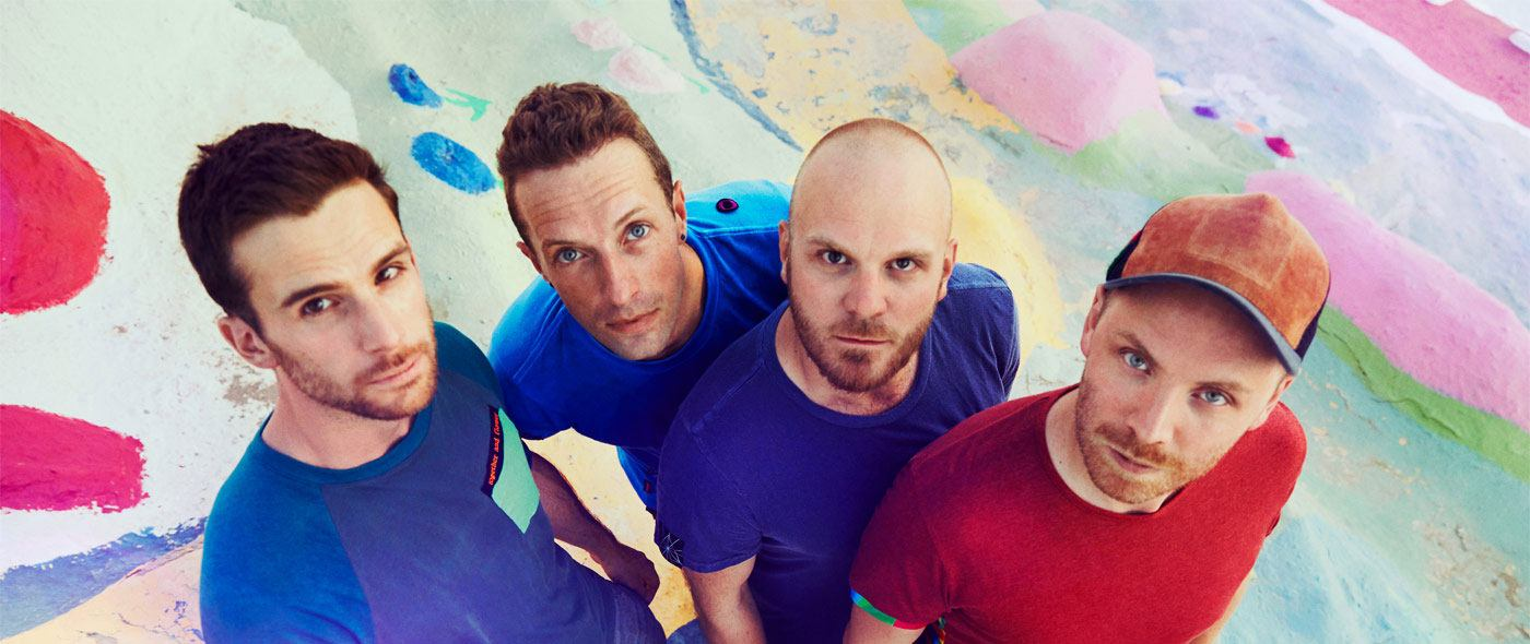 Coldplay - Community Information