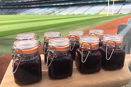 Seasonal Cooking at Croke Park