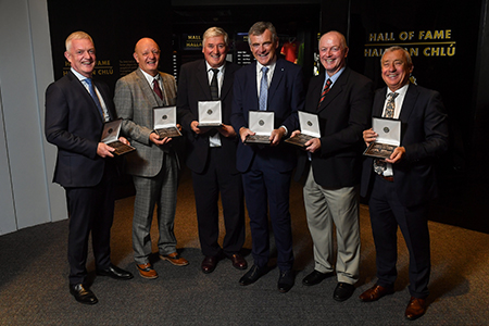 GAA Museum induct six more players into Hall of Fame