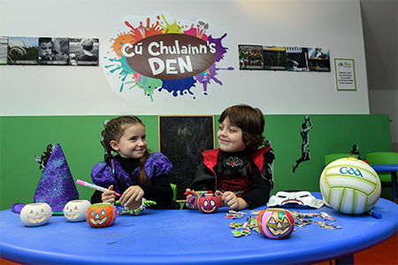 Get Crafty with Cluasóg at the GAA Museum this Halloween: New Creepy Creator Tours