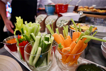 Brain Food and Healthy Eating at Meetings & Events