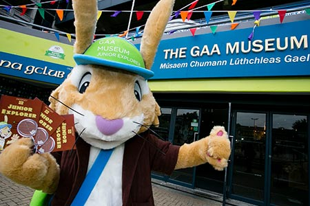 Junior Explorers Tours return to the GAA Museum this August