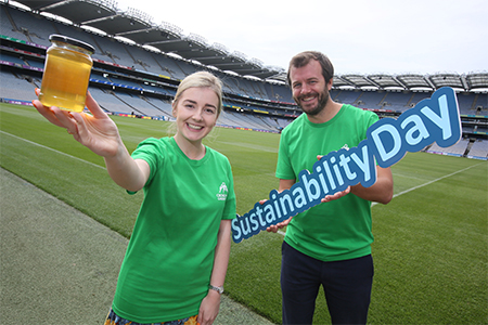 Croke Park's Sustainable Food Journey