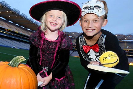 Halloween Magic for Pumpkin 'Pitch' Kids!
