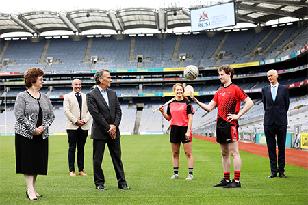 RCSI to use Croke Park as satellite campus