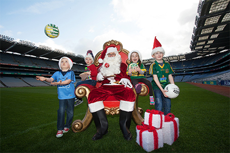 Santa Experience Returns to Croke Park
