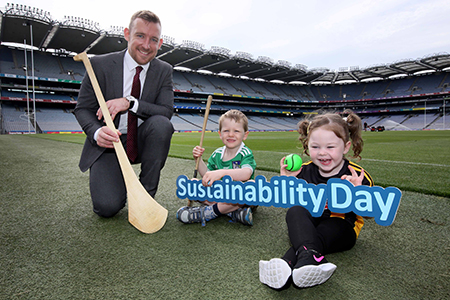Croke Park launches annual Sustainability Day 2019