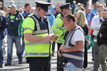 2019 Garda Vehicular Pass