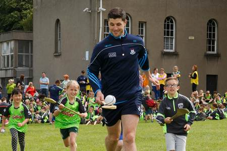 Croke Park Community Cúl Camp