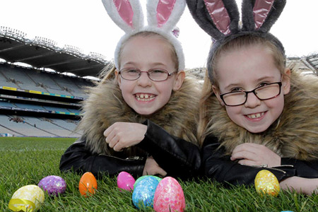 Have a cracker of an Easter at Croke Park!