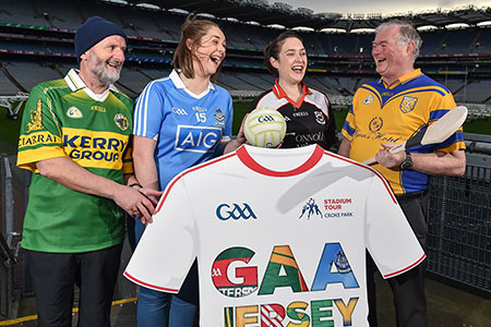 GAA Jersey January at the GAA Museum