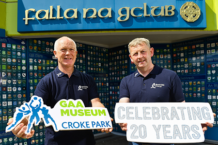 2018 Bord Gáis Energy GAA Legends Tours launched at Croke Park