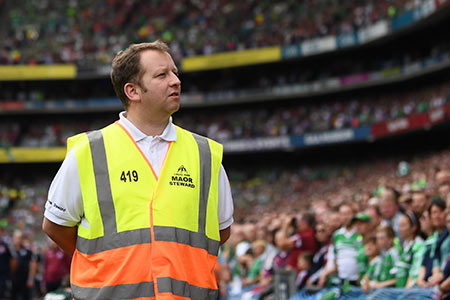 Join the Croke Park Stewarding Team