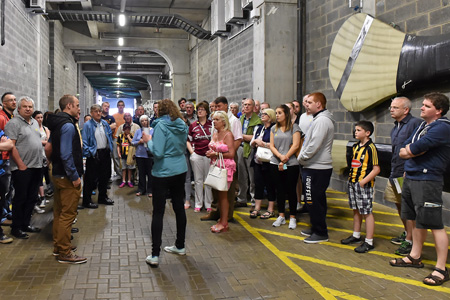 Match Day Access Tours
