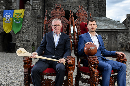 Bord Gáis Energy GAA Legends Tours launched
