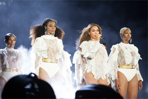 Local Residents Ticket Draw for Beyoncé