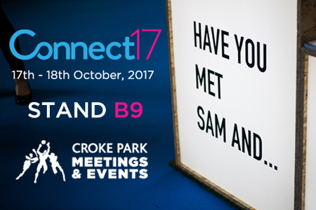 Join us at Connect17 to meet Sam and Liam and win!