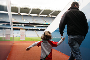 Celebrate Father's Day at the GAA Museum - Dads Go Free!