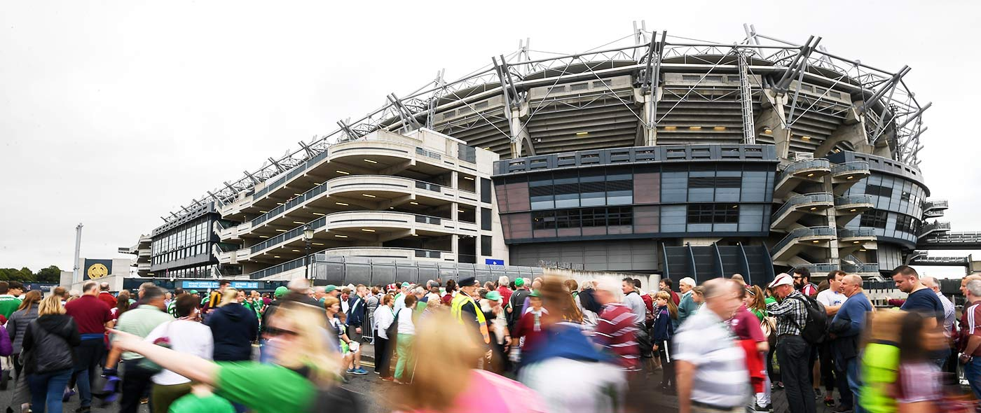 How to get to Croke Park Stadium - Croke Park