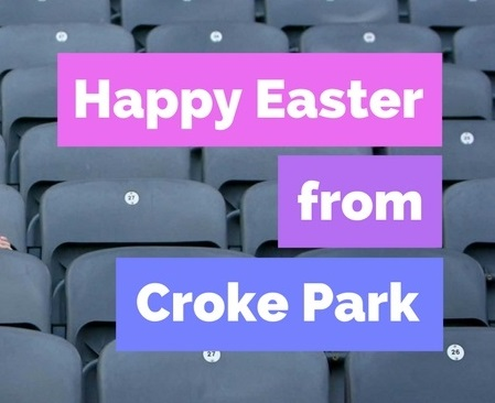 Easter Greetings, Events & Team Talk