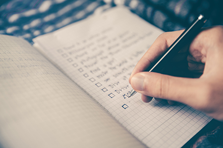 Meetings & Event Planners Checklist