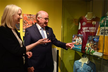 Celebrating 20 years of the GAA Museum