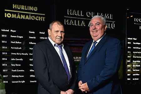 GAA Museum Hall of Fame 2018