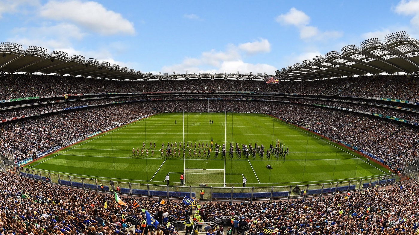Experience The Thrill Of Gaelic Games Croke Park