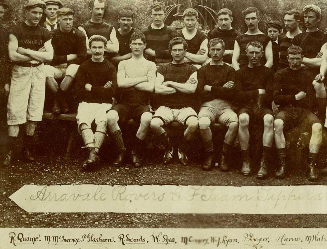 The GAA's First Final's