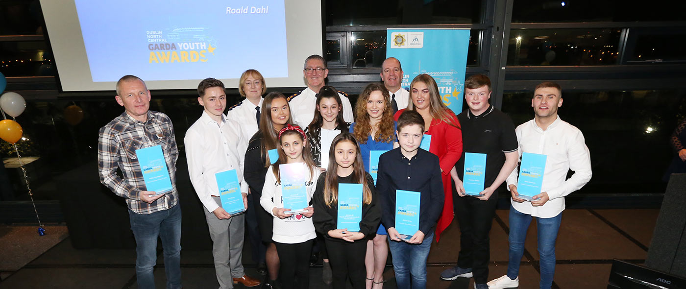 Dublin North Central Garda Youth Awards
