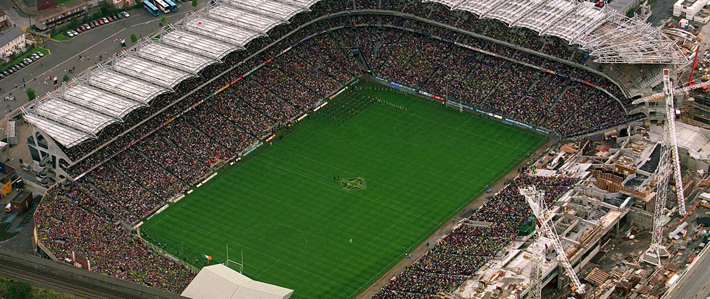Cusack Stand Seating Plan Pin Croke Park Seating On