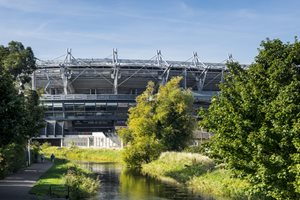 Croke Park Dublin voted best stadium venue in  UK and Ireland