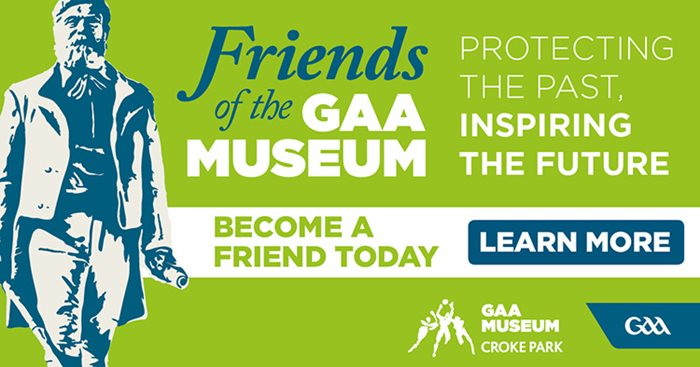 Friends of the GAA Museum