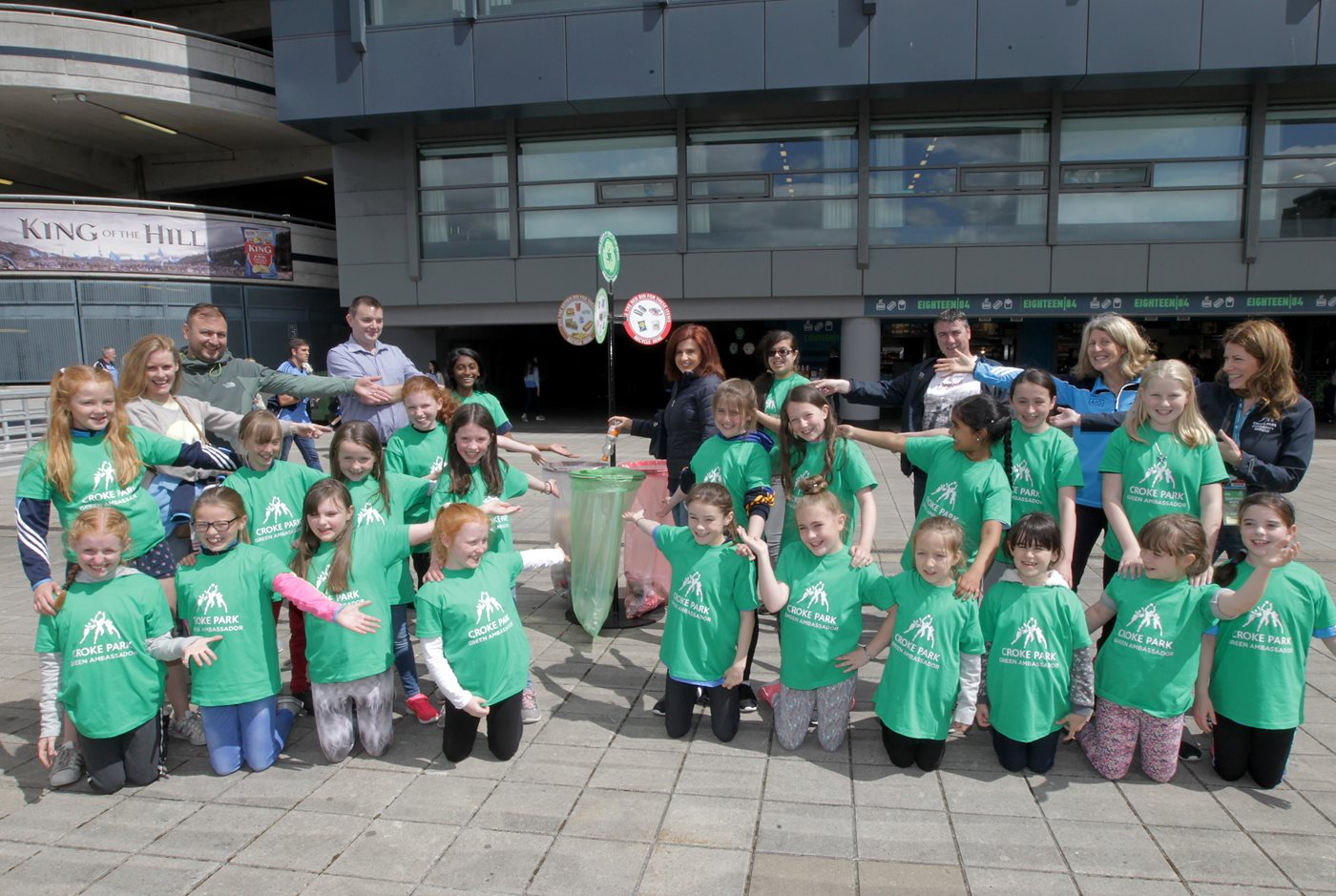 'Get on board' with Croke Park's Sustainability Day!